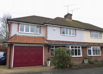 Thumbnail 4 bed semi-detached house for sale in Larkfield Road, Sevenoaks