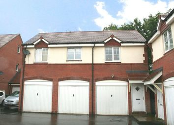 Thumbnail 2 bed flat for sale in Hidcote Close, Bilton, Rugby, Warwickshire