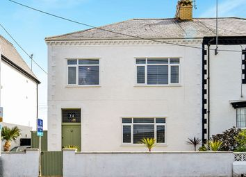 Thumbnail 4 bed semi-detached house for sale in Sea Road, Abergele