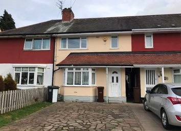 Thumbnail 2 Bed Terraced House To Rent In St Annes Road Wolverhampton