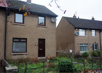Thumbnail 2 bedroom terraced house for sale in Balunie Drive, Dundee