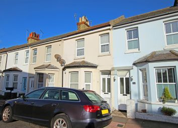 Thumbnail 2 bed terraced house for sale in Leslie Street, Eastbourne