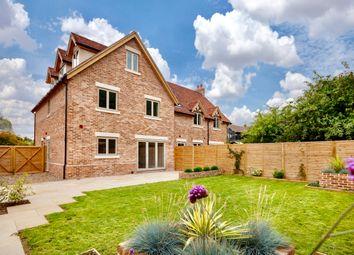 Thumbnail 5 bed semi-detached house for sale in Ivatt Street, Cottenham, Cambridge