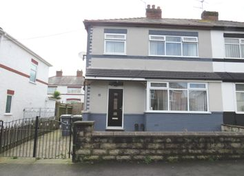 Thumbnail 3 bed semi-detached house for sale in Green Lawn, Rock Ferry, Birkenhead