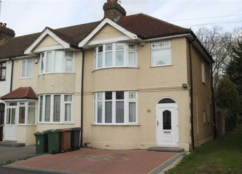 Thumbnail 3 bedroom end terrace house for sale in Alpha Road, London
