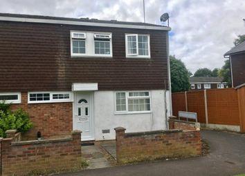 Thumbnail 3 bedroom end terrace house for sale in Chelsea Gardens, Houghton Regis, Dunstable