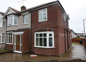 Thumbnail 6 bed property to rent in Templar Avenue, Coventry