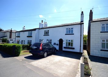 Thumbnail 4 bed cottage for sale in Newton Road, Lowton, Warrington