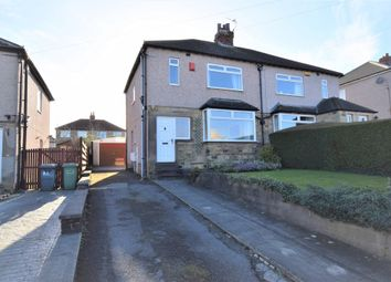 Thumbnail 3 bedroom semi-detached house to rent in Crosland Road, Oakes, Huddersfield