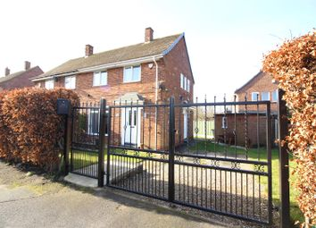 Thumbnail 2 bedroom semi-detached house for sale in Stocks Road, Leeds