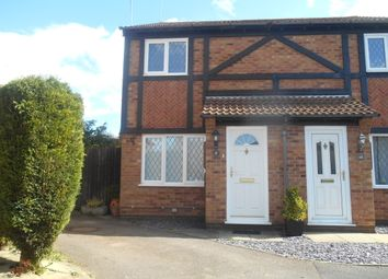 Thumbnail 2 bed semi-detached house to rent in Broadleaf Close, Oakwood