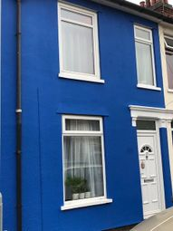Thumbnail 3 bed terraced house to rent in Hartley Street, Ipswich, Suffolk