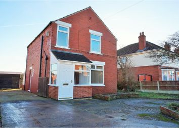 Thumbnail 3 bed detached house for sale in Oldfield Lane, Stainforth, Doncaster