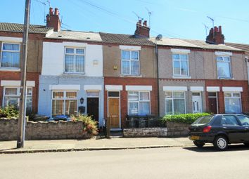 Thumbnail 2 bed terraced house for sale in Shakleton Road, Earlsdon, Coventry