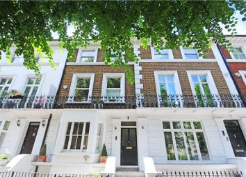 Thumbnail 3 bed flat to rent in Marloes Road, London
