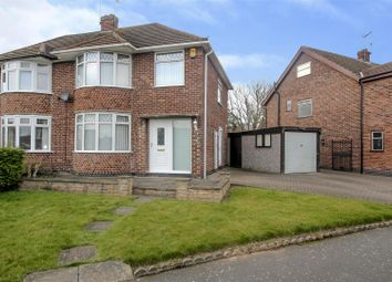 Thumbnail 3 bed semi-detached house for sale in Clarehaven, Stapleford, Nottingham