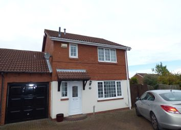 Thumbnail 3 bed detached house for sale in Valerian Court, Ashington