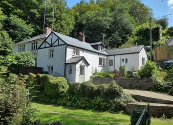 Thumbnail 2 bed detached house for sale in Olde Cottage, Parkmill, Swansea