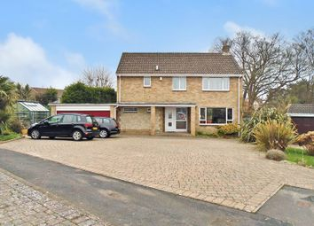 Thumbnail 4 bed detached house for sale in Harvester Drive, Fareham