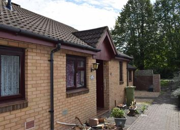 Thumbnail 1 bed terraced bungalow for sale in 18 Bryony Place, Conniburrow, Milton Keynes