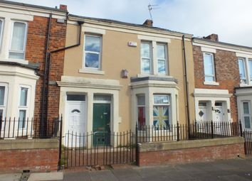 Thumbnail 3 bed flat for sale in Clara Street, Newcastle Upon Tyne