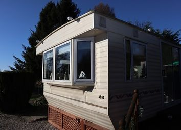 Thumbnail 2 bed mobile/park home for sale in Mold, Mold