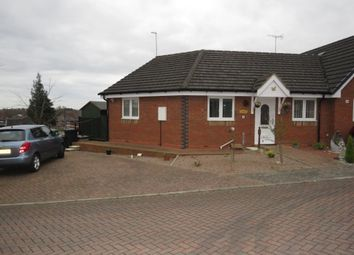Thumbnail 2 bed semi-detached bungalow for sale in The Chestnuts, Kidderminster