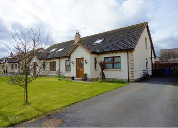 Thumbnail 4 bed semi-detached house for sale in Castle Meadow Road, Cloughey