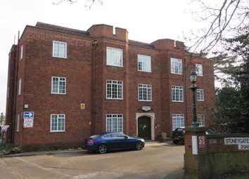 Thumbnail 2 bed flat for sale in Stoneygate Court, Leicester