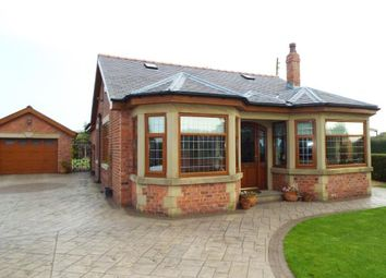 Thumbnail 4 bed detached house for sale in Lodge Lane, Farington Moss, Leyland, Lancashire