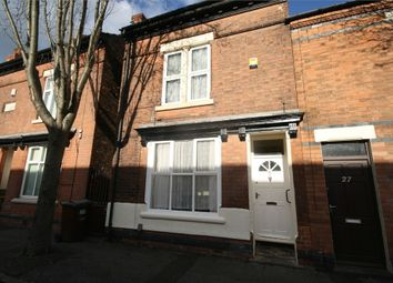 Thumbnail 2 bed terraced house to rent in Kingsley Road, Sneinton, Nottingham