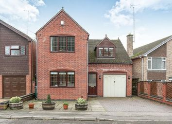 Thumbnail 4 bed detached house for sale in Central Avenue, Stoke Park, Coventry, West Midlands