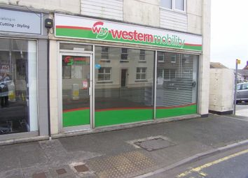 Thumbnail Retail premises to let in Robert Street, Milford Haven