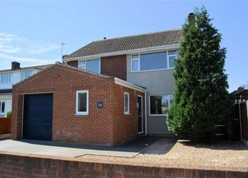 Thumbnail 3 bed detached house for sale in Hillfield, Selby