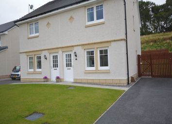 Thumbnail 2 bed semi-detached house to rent in Holly Gardens, Culduthel, Inverness