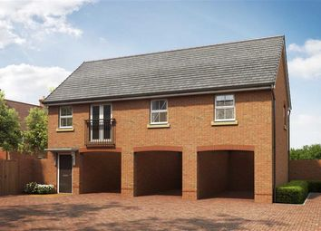Thumbnail 2 bed flat for sale in Carters Lane, Kiln Farm, Milton Keynes