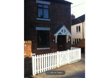 2 bed semi-detached house to rent in Mill Lane, Madeley CW3