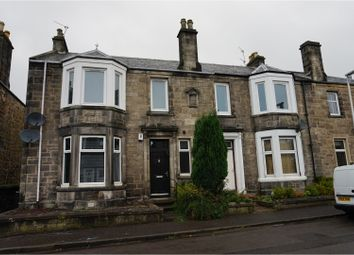 Thumbnail 1 bed flat for sale in Brucefield Avenue, Dunfermline