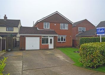 Thumbnail 4 bed detached house for sale in Manor Road, Bottesford, Scunthorpe