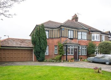 Thumbnail 6 bed semi-detached house for sale in Fox Lane, Palmers Green