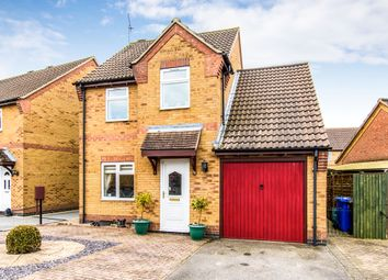 Thumbnail 3 bedroom detached house for sale in Wing Drive, Fishtoft, Boston