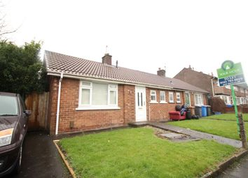 2 bed bungalow to rent in Crescent Drive, Little Hulton, Manchester M38