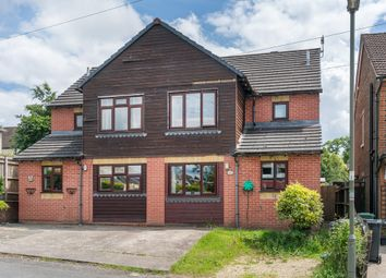 Thumbnail 3 bed semi-detached house for sale in Knighton Road, Redhill