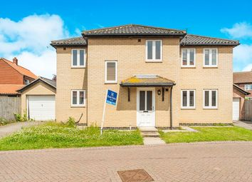 Thumbnail 4 bed detached house for sale in The Brambles Dimlington Road, Easington, Hull