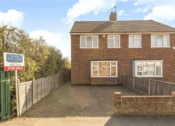 Masson Avenue, Ruislip, Ruislip HA4. 3 bed semi-detached house