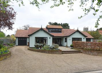 Thumbnail 4 bed detached bungalow for sale in Lodge Road, Walberswick, Southwold