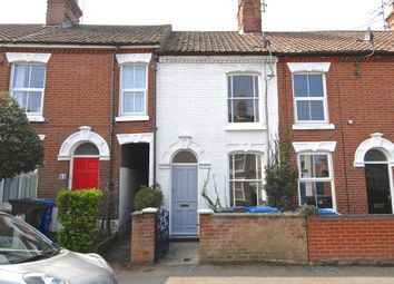 Thumbnail 2 bedroom terraced house to rent in Onley Street, Norwich