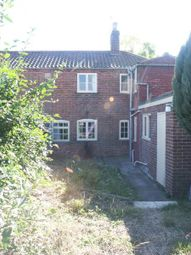 Thumbnail 2 bed cottage to rent in Church Cottages, Brumstead Road, Stalham
