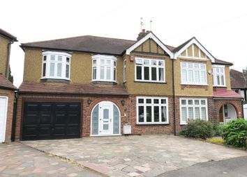 Thumbnail 4 bed semi-detached house to rent in Parkfield Gardens, Harrow