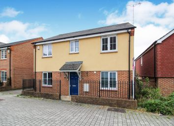 Thumbnail 4 bed detached house for sale in Cobb Drive, Andover